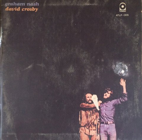 Crosby & Nash  - Graham Nash / David Crosby [LP]