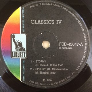 Classics IV - Stormy/Traces [Compacto] na internet