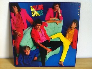 Rolling Stones - Dirty Work [LP] - comprar online