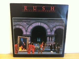 Rush - Moving Pictures [LP] - comprar online
