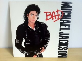 Michael Jackson - Bad [LP] - comprar online