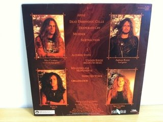 Sepultura - Arise [LP] na internet