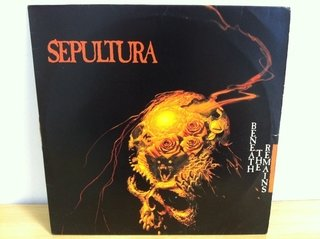 Sepultura - Beneath The Remains [LP] - comprar online