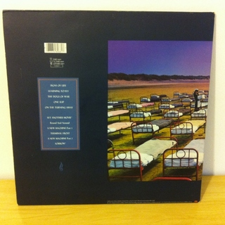 Pink Floyd - A Momentary Lapse of Reason [LP] - 180 Selo Fonográfico
