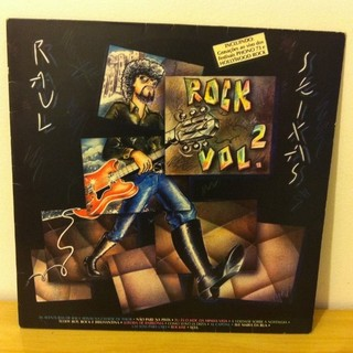 Raul Seixas - Rock Vol. 2 [LP] na internet