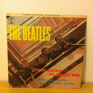 Beatles - Please Please Me [LP] na internet