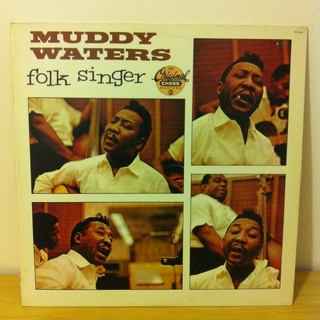 Muddy Waters - Folk Singer [LP] na internet