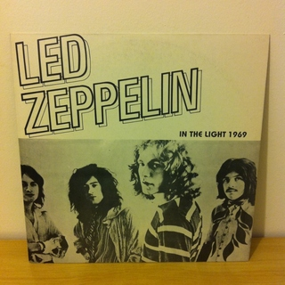 Led Zeppelin - In The Light 1969 [LP] - comprar online