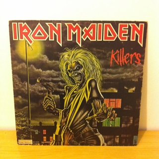 Imagem do Iron Maiden - Killers [LP]