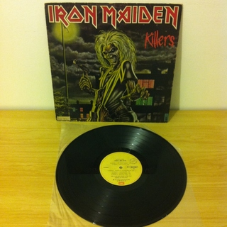 Iron Maiden - Killers [LP] - comprar online