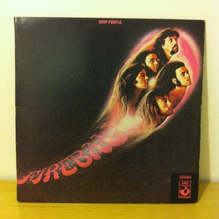 Deep Purple - Fireball [LP] na internet