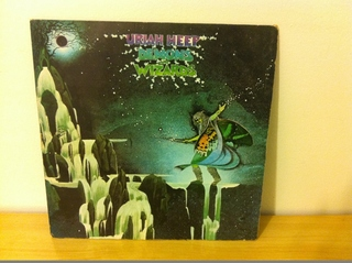 Uriah Heep - Demons and Wizards [LP] na internet