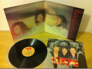 Bee Gees - Spirits Having Flown [LP] - 180 Selo Fonográfico