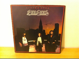 Bee Gees - Living Eyes [LP] na internet