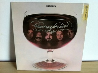 Deep Purple - Come Taste The Band [LP] - comprar online