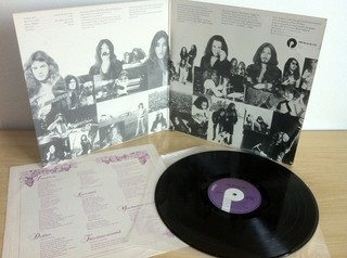 Deep Purple - Come Taste The Band [LP] - 180 Selo Fonográfico
