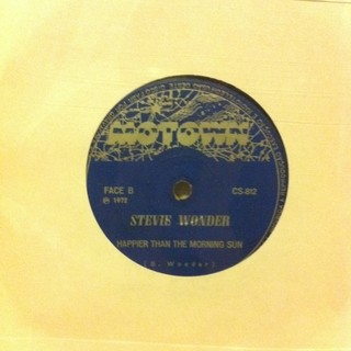 Stevie Wonder - Superwoman / Happier Than The Morning Sun [Compacto] - comprar online