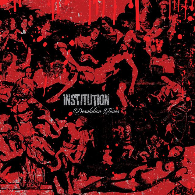 Institution - Desolation Times [CD] - comprar online