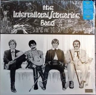 International Submarine Band - Safe at Home [LP] na internet