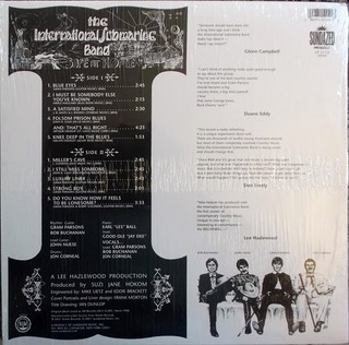 International Submarine Band - Safe at Home [LP] - 180 Selo Fonográfico