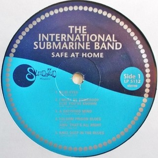 International Submarine Band - Safe at Home [LP] - loja online