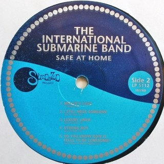 Imagem do International Submarine Band - Safe at Home [LP]