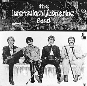 International Submarine Band - Safe at Home [LP] - comprar online