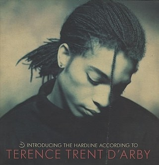 Terence Trent D'arby - Introducing the Hardline According to... [LP]