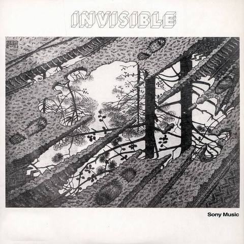 Invisible - Invisible [CD]
