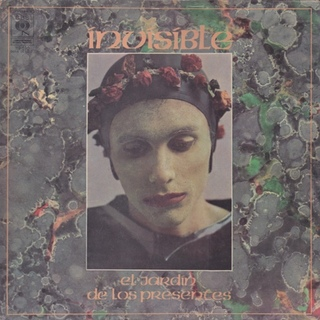 Invisible - El Jardin de Los Presentes [CD]