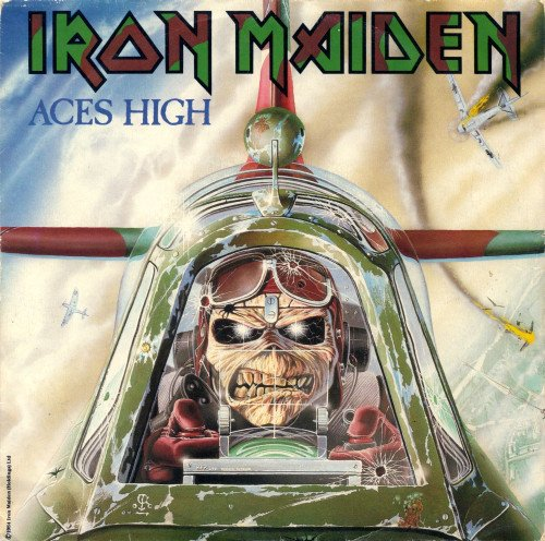 Iron Maiden - Aces High [EP] - comprar online