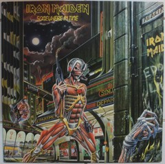 Iron Maiden - Somewhere In Time [LP]