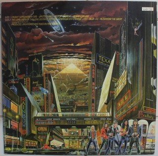 Iron Maiden - Somewhere In Time [LP] na internet