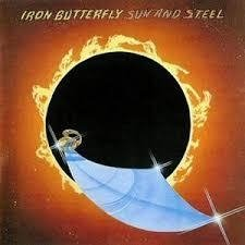Iron Butterfly ‎– Sun And Steel [LP]