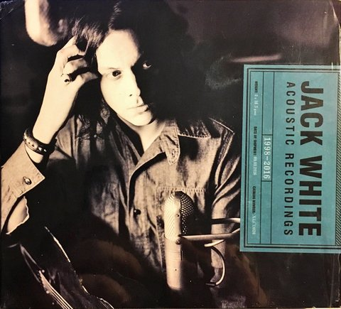 Jack White - Acoustic Recordings (1998-2016) [CD Duplo] - comprar online