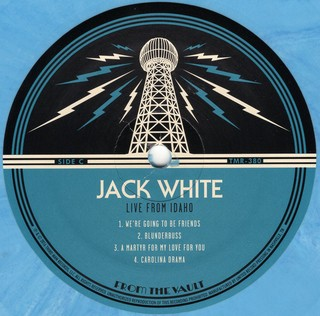 Jack White - Acoustic Tour 2015 [Box 2 LPs + DVD + Livro] na internet