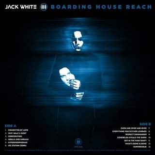 Jack White - Boarding House Reach: Limited Edition [LP] na internet