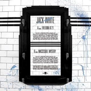Jack White - Freedom at 21 / Inaccessible Mystery [Compacto] - comprar online