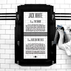 Jack White - I'm Shakin' / Blues on Two Trees [Compacto]