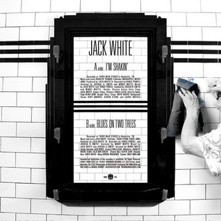 Jack White - I'm Shakin' / Blues on Two Trees [Compacto] - comprar online