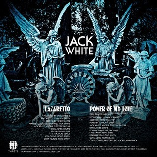 Jack White - Lazaretto / Power of My Love [Compacto] - comprar online