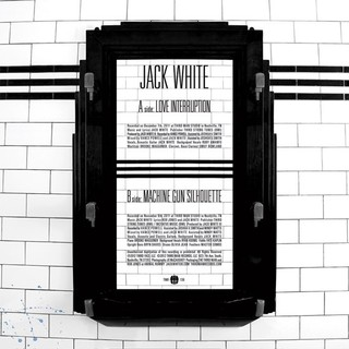 Jack White - Love Interruption / Machine Gun Silhouette [Compacto] - comprar online