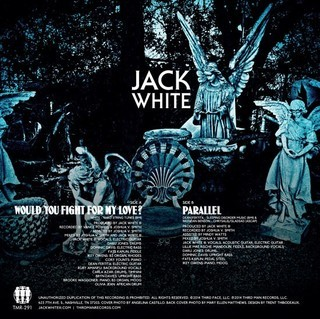 Jack White - Would You Fight For My Love / Parallel [Compacto] - comprar online