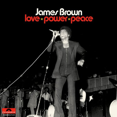 James Brown - Love Power Peace [LP Triplo]