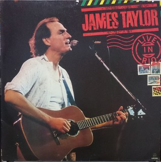 James Taylor - Live In Rio [LP]