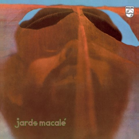 Jards Macalé - Jards Macalé (1972) [LP]