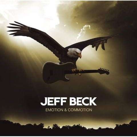 Jeff Beck - Emotion & Commotion [LP] - comprar online