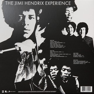 Jimi Hendrix Experience - Are You Experienced? [LP Duplo] na internet