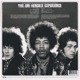 Jimi Hendrix Experience - Are You Experienced [LP] - comprar online
