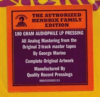Jimi Hendrix Experience - Are You Experienced [LP] - loja online